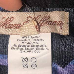 Mara Hoffman Pants - Mara Hoffman Sleeveless Romper in Rainbow Palm Blk